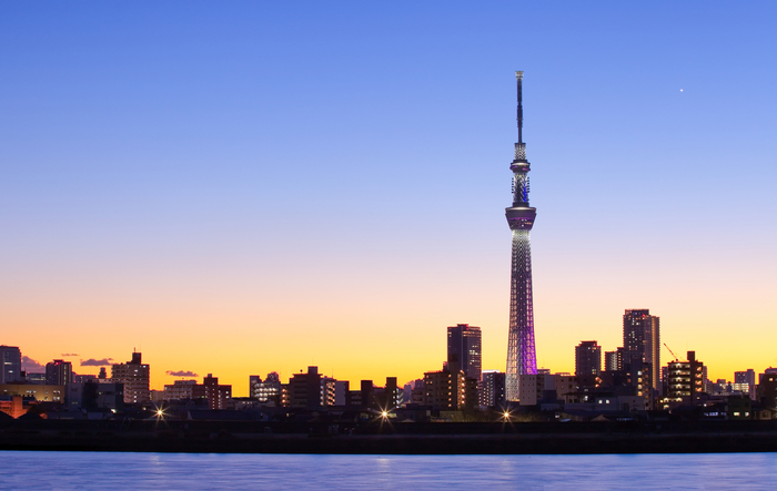 東京のおすすめ初日の出スポット15選