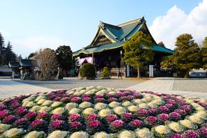 千葉のおすすめ初詣スポット:人気の神社・お寺一覧