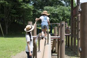 熊本のおすすめ公園一覧:子供と遊べる遊具・アスレチックあり