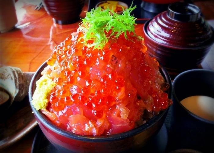 キラキラ輝く海の幸!伊東の新鮮海鮮丼5選