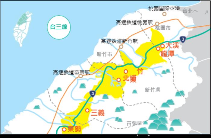 台湾観光の新しい選択肢! スローライフが息づく台三線客家ロマンチック街道の旅