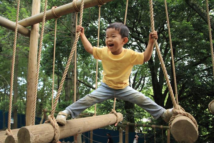 関西のおすすめ公園一覧:子供と遊べる遊具・アスレチックあり