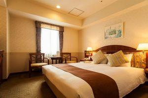 ホテルトラスティ名古屋:観光やビジネスでも利用したい!格調高い癒しの空間