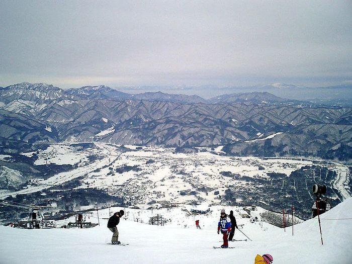 白馬八方尾根スキー場:国内最大級の大きさ!長野県屈指のスキーリゾート!