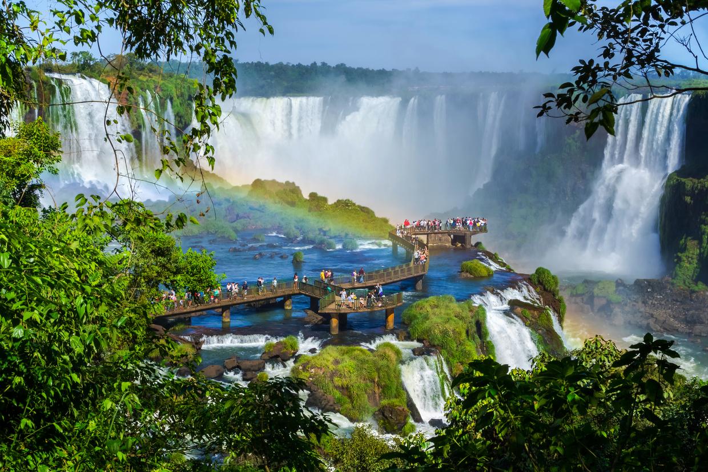 の 滝 イグアス
