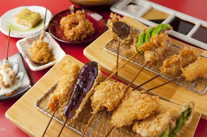 安い・美味しい・早い!大阪・梅田で食べたい串カツ8選