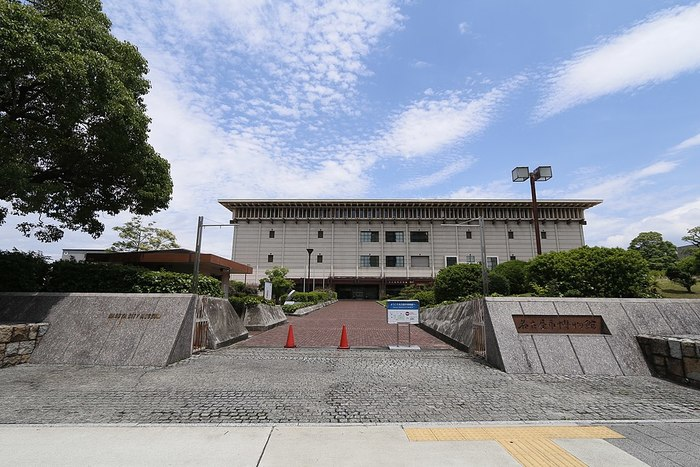 名古屋市博物館:尾張の歴史を感じる展示に日本庭園も!