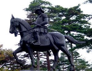 仙台城:市街を見渡せる展望の城!伊達政宗の理想が宿る城
