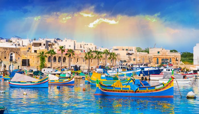マルタ観光ガイド:地中海に浮か...