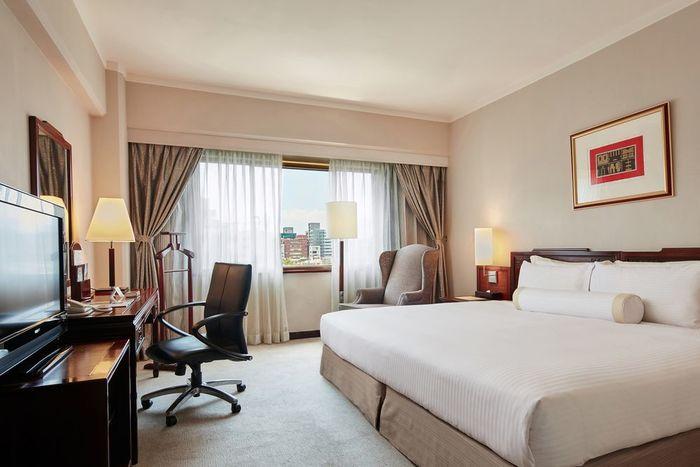ハワードプラザホテル台北:5つ星老舗シティホテルで安心の台北観光を!