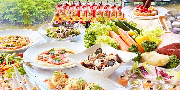 【岐阜】人気ホテルビュッフェ 非日常の空間で美味しい料理を楽しむ