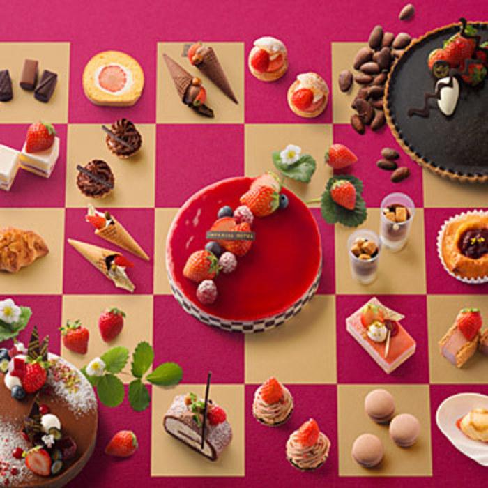 【2020年版】大阪の人気いちご・スイーツビュッフェ13選!かわいい苺スイーツ食べ放題!