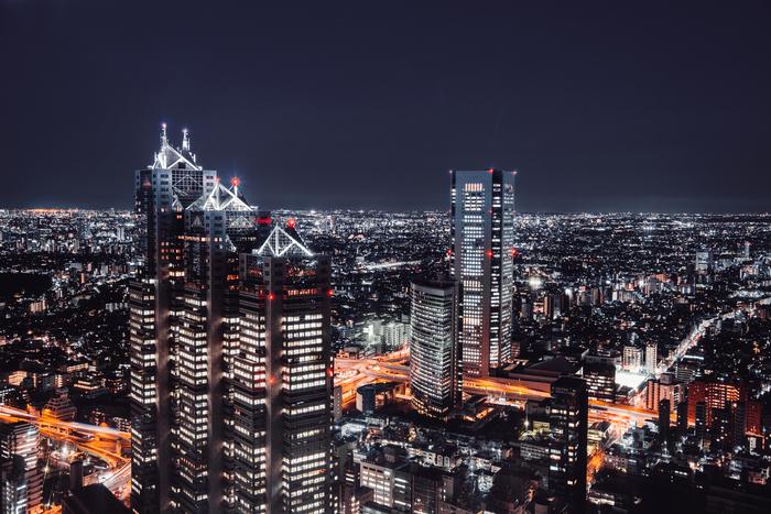 大都会の絶景!予約して行きたい新宿のきれいな夜景が見える ...