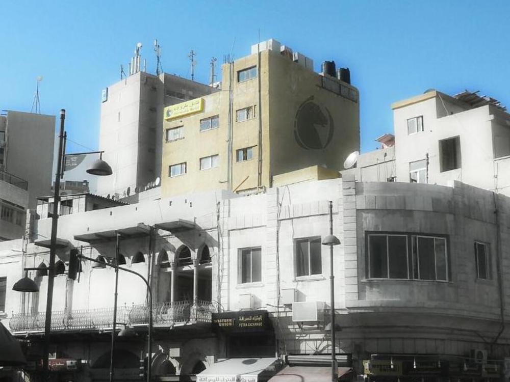 アンマンのホテル