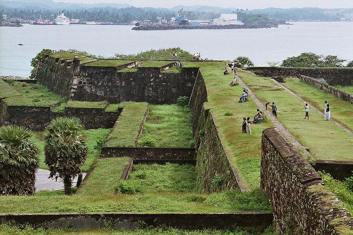 【スリランカ】南部最大の都市ゴールで見ておくべき定番の人気観光地5選
