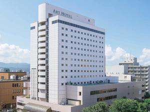 アートホテル旭川:旭川駅5分。空港バスも目の前!本格スパ施設も併設した快適シティホテル