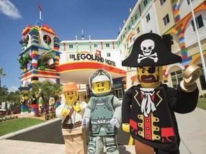 レゴランド・ジャパン・ホテル:レゴランドに隣接!レゴワールドを満喫できるリゾートホテル