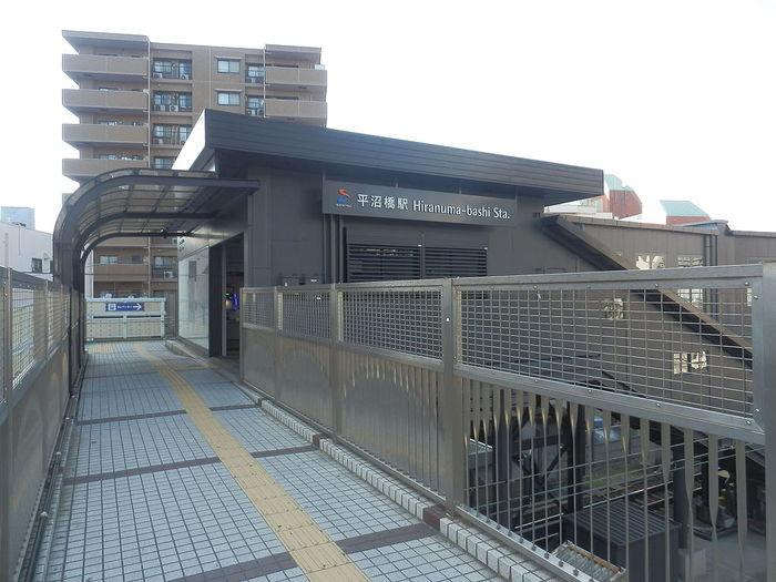 相鉄本線・平沼橋駅と周辺について!様々な情報を集めてみました