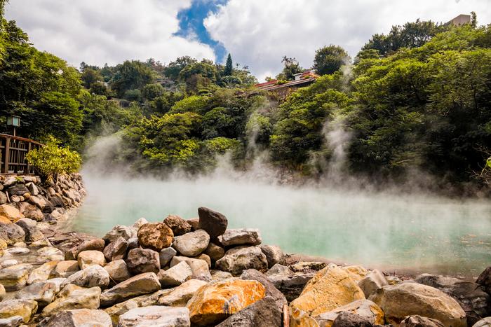 【台湾】台北近郊の温泉地、北投・烏来・陽明山の日帰り浴場7選