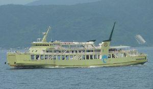 【垂水×フェリー】垂水からのフェリーはどこへ行く? 垂水から行く船の旅