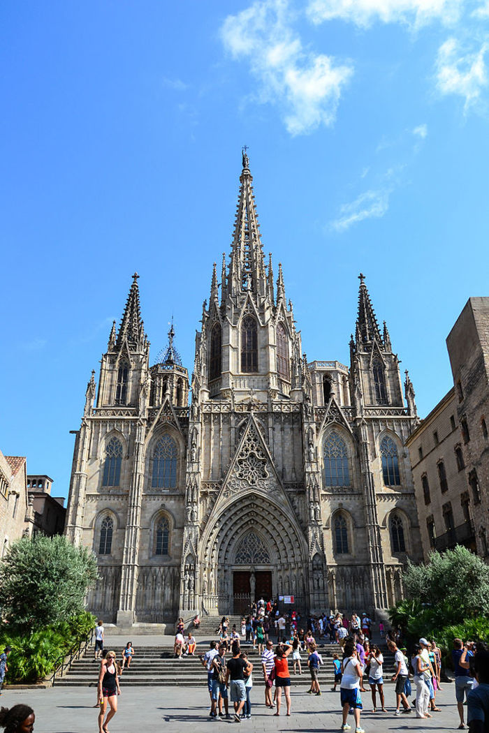 【バルセロナ】ゴシック地区を散策しよう!おすすめ観光地5選