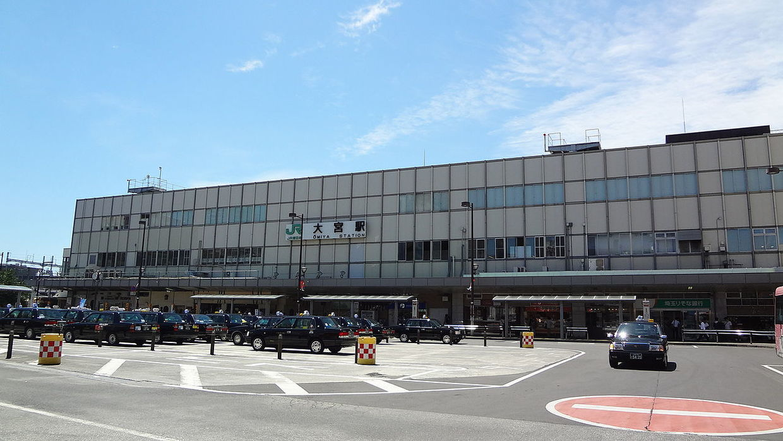 車場 駐 大宮 屋上 駅
