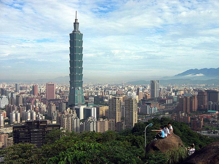 台北の夜景が一望できる絶景スポット4選+α
