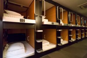福岡旅行に便利!博多の素敵カプセルホテル&ホステル