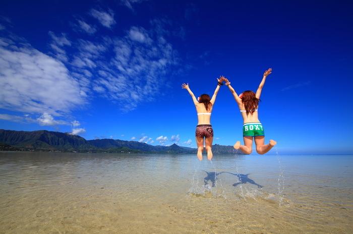 【ハワイ】天国の海・サンドバーを満喫できるおすすめツアー10選