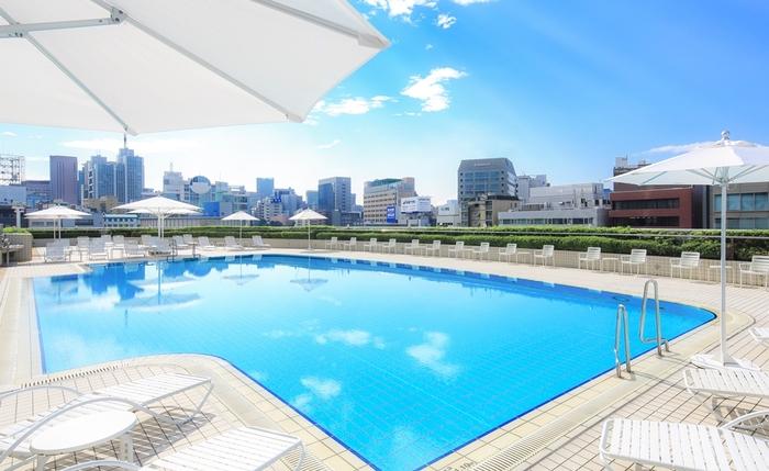 【2019年】東京&東京近郊でおすすめのナイトプール26選!
