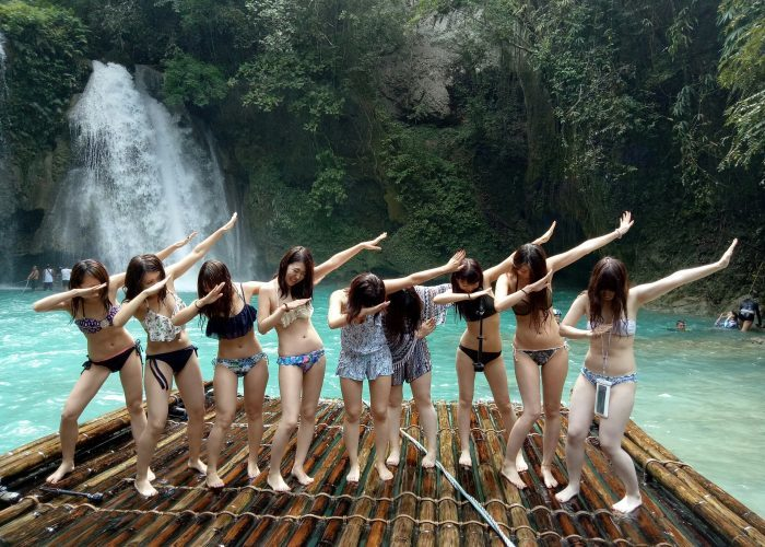 """【セブ島】人気沸騰中!カワサン滝が""""人気の理由""""を紹介します!"""