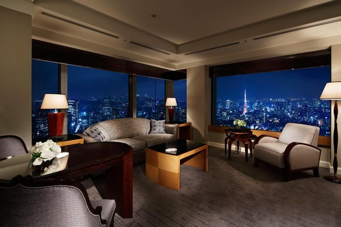 ザ リッツ カールトン 東京:六本木駅直結!東京ミッドタウンにある極上ラグジュアリーホテル