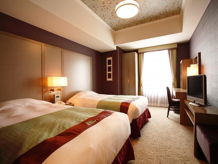 ホテルモントレ 赤坂:赤坂御用地前に佇む英国邸宅風のアーバンクラシックホテル