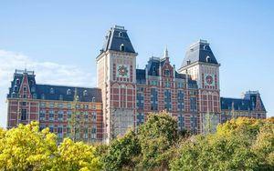 ホテルオークラ JR ハウステンボス:駅より5分。天然温泉もあるハウステンボス隣接のリゾートホテル