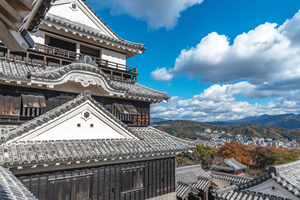 松山城をめぐる旅♥旅好き女子必見「現存12天守」内のひとつ!