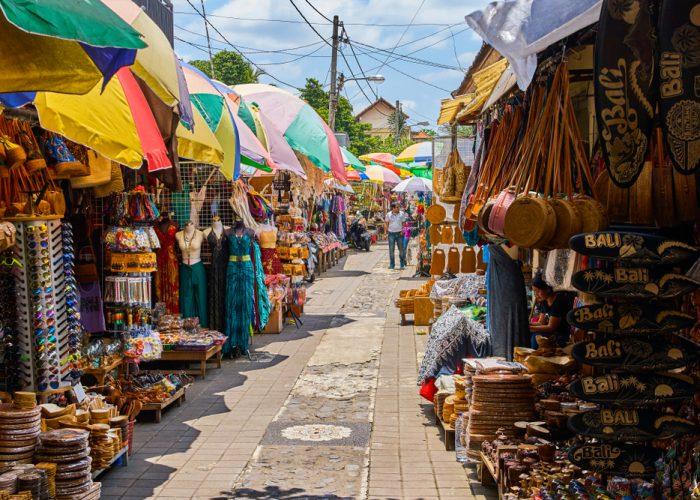 【バリ島】ここですべてが揃う!活気溢れるウブド市場の魅力を紹介!