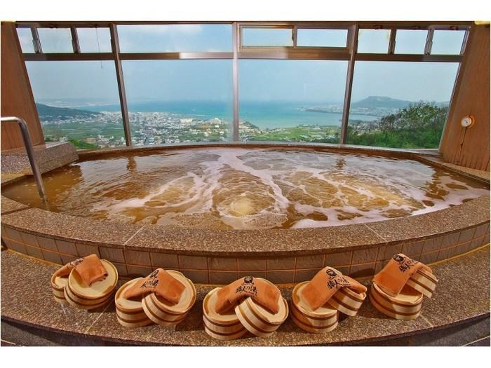 ユインチホテル南城は眺望抜群!沖縄のオーシャンビュー温泉リゾート