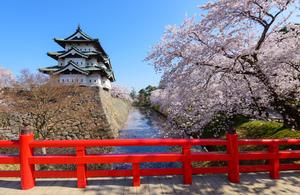 弘前城をめぐる旅♥旅好き女子必見の戦国を今に伝える東北唯一の城