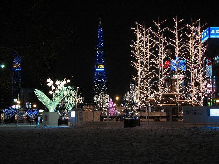 【札幌】雪まつりだけじゃない! 四季を彩る大通公園のイベント5選