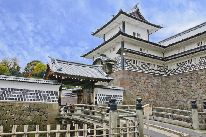 金沢城をめぐる旅♡旅好き女子必見の加賀百万石のシンボル