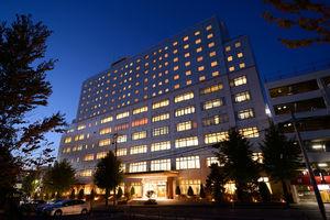 山形国際ホテルは山形駅から徒歩すぐ!朝食自慢の機能的なホテル