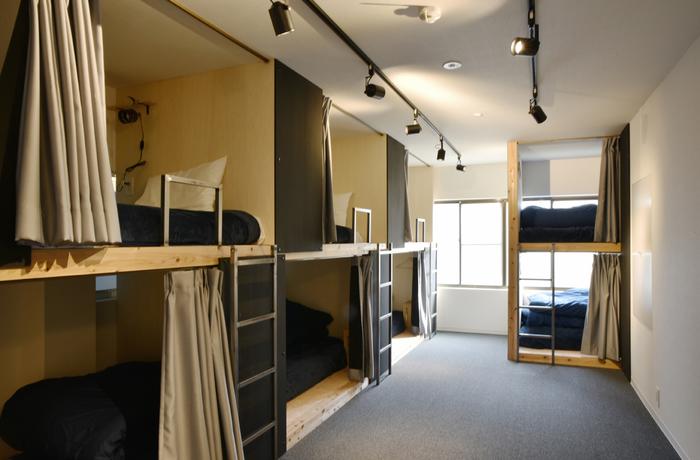 高知でおすすめ口コミ人気のゲストハウス&ホステル6選!格安価格でシンプルに滞在