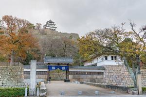 丸亀城をめぐる旅♥旅好き女子必見の日本一の高さを誇る石垣