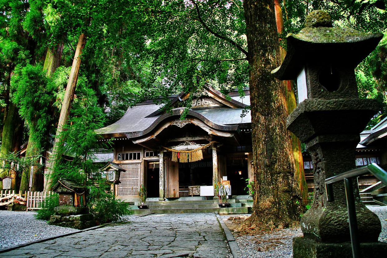 高千穂神社をめぐる旅♡旅好き女子必見の開運パワースポット