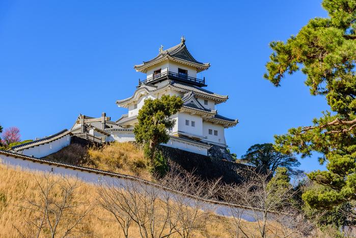 掛川城をめぐる旅♡旅好き女子必見の美しき東海の名城