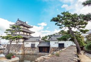 高松城をめぐる旅♥旅好き女子必見の鯛が泳ぐ日本三大水城