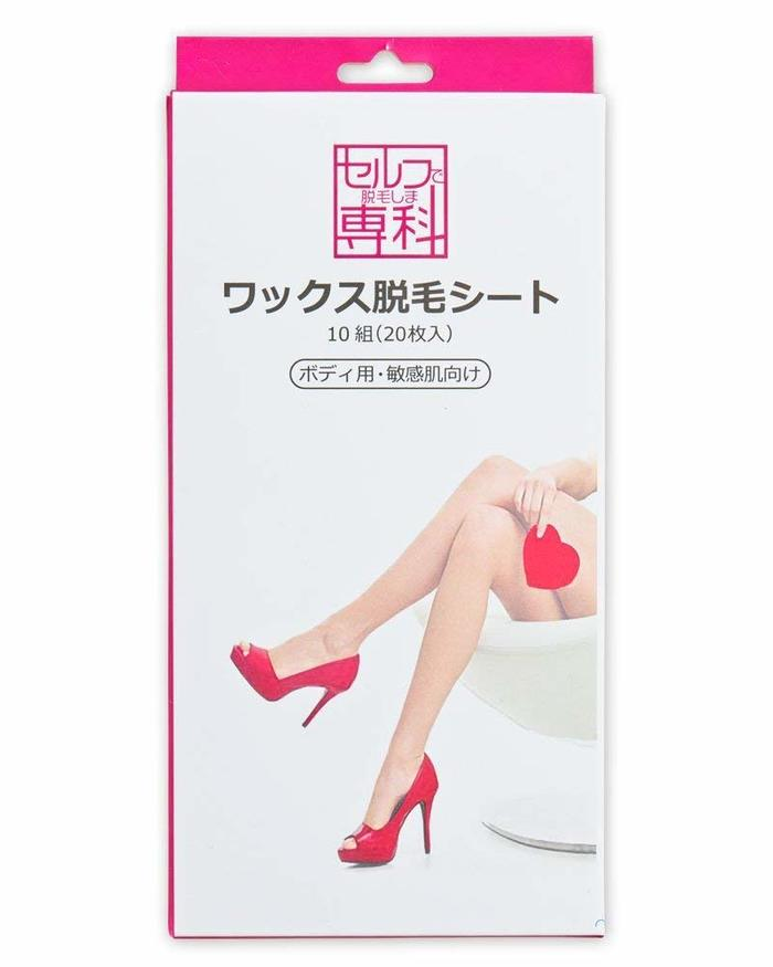 脱毛テープの人気ランキング15選☆簡単ケアで憧れのつるつる肌に♪