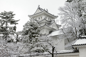 大垣城をめぐる旅♥旅好き女子必見の四層天守の優美な城