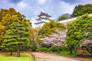 明石城をめぐる旅♥旅好き女子必見の江戸時代から残る二つの櫓