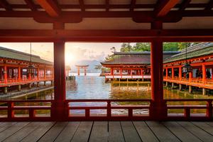 【広島】宮島のラグジュアリーに滞在できる高級ホテル!記念日利用にもおすすめ